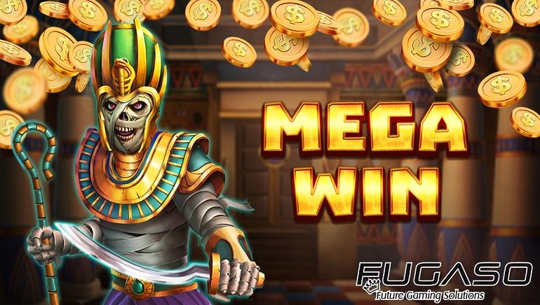 Laimingas žaidėjas laimėjo 82,000 EUR Vulkan Vegas Casino žaisdamas FUGASO žaidimą  Mummy Win Hunters