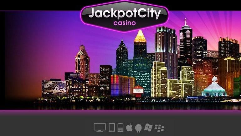 Jackpot City Casino pristato mobiliąją platformą