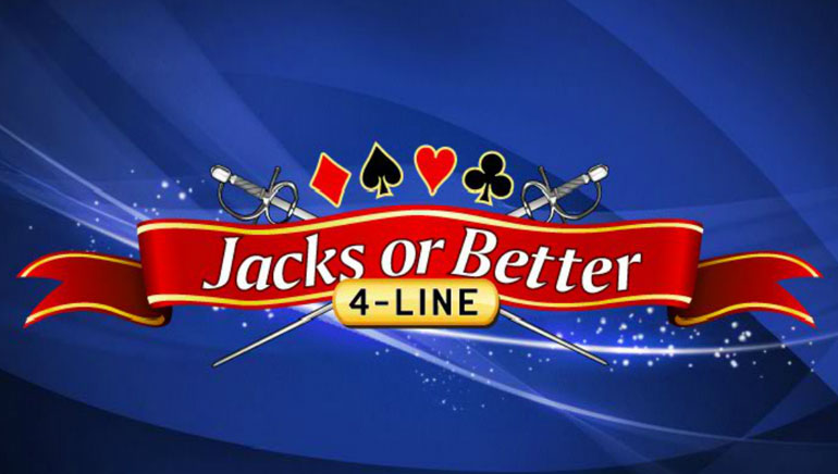 4-Line Jacks or Better