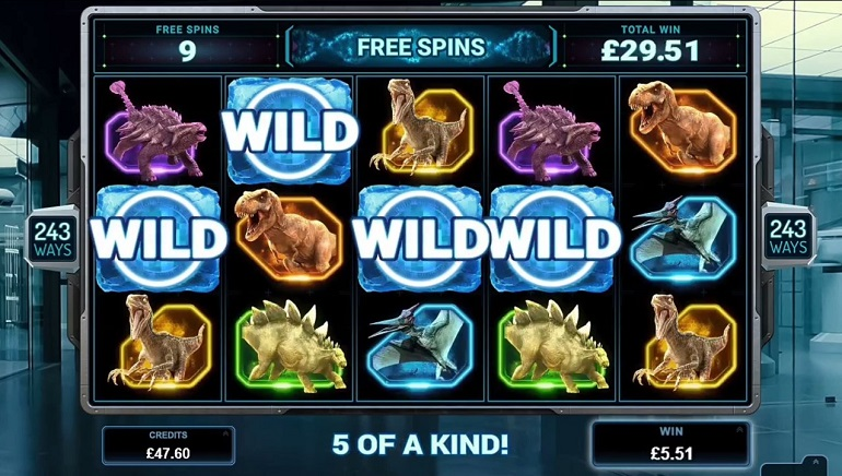 Išbandykite Crazy Vegas Casino žaidimų kolekciją