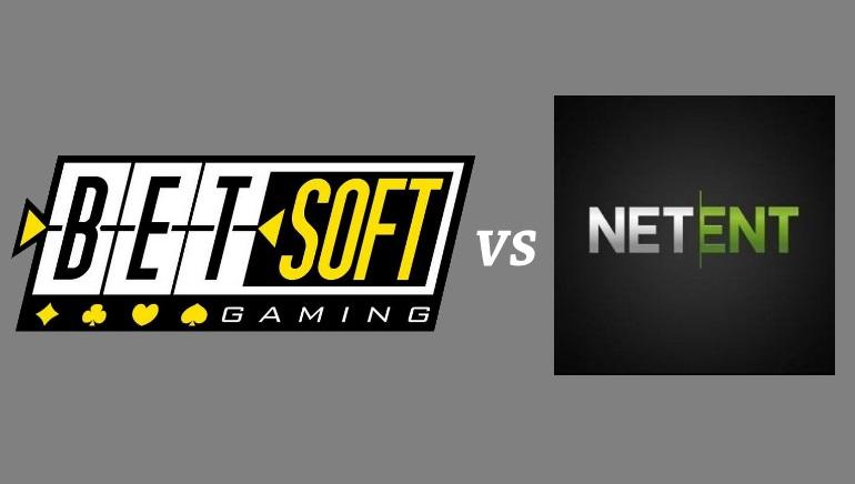 Programinės įrangos tiekėjų dvikova: NetEnt prieš BetSoft