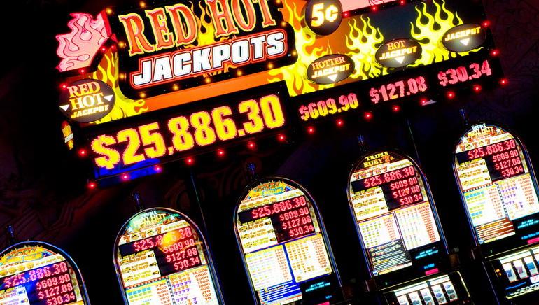 Nemokami lošimų automatai internete