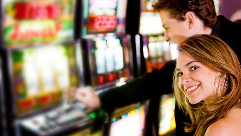 Lošimų automatai iš tikrų pinigų