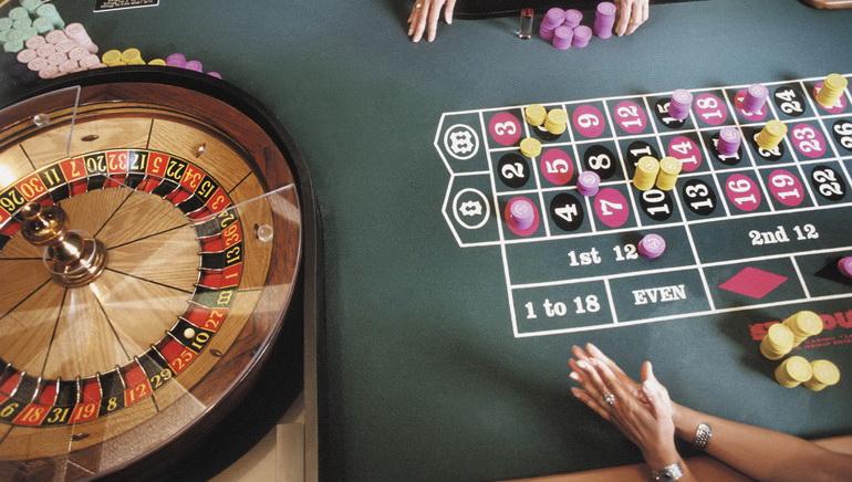 Internetinė ruletė iš tikrų pinigų