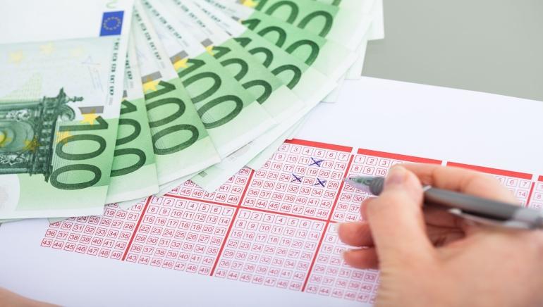 Loterijos