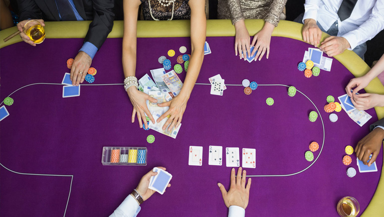 Pokeris Internetu
